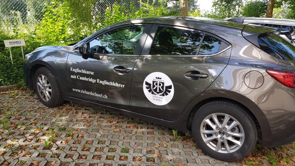 englisch lernen vor ort zug Luzern Schwyz, aargau