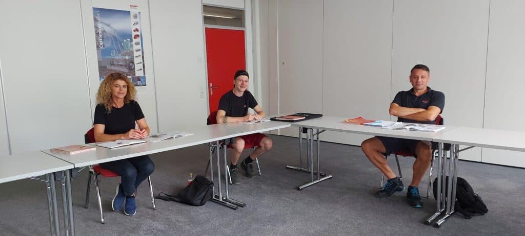 Englisch Sprachkurse für Firmen Zug 1